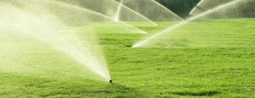 benefits of installing a new sprinkler system